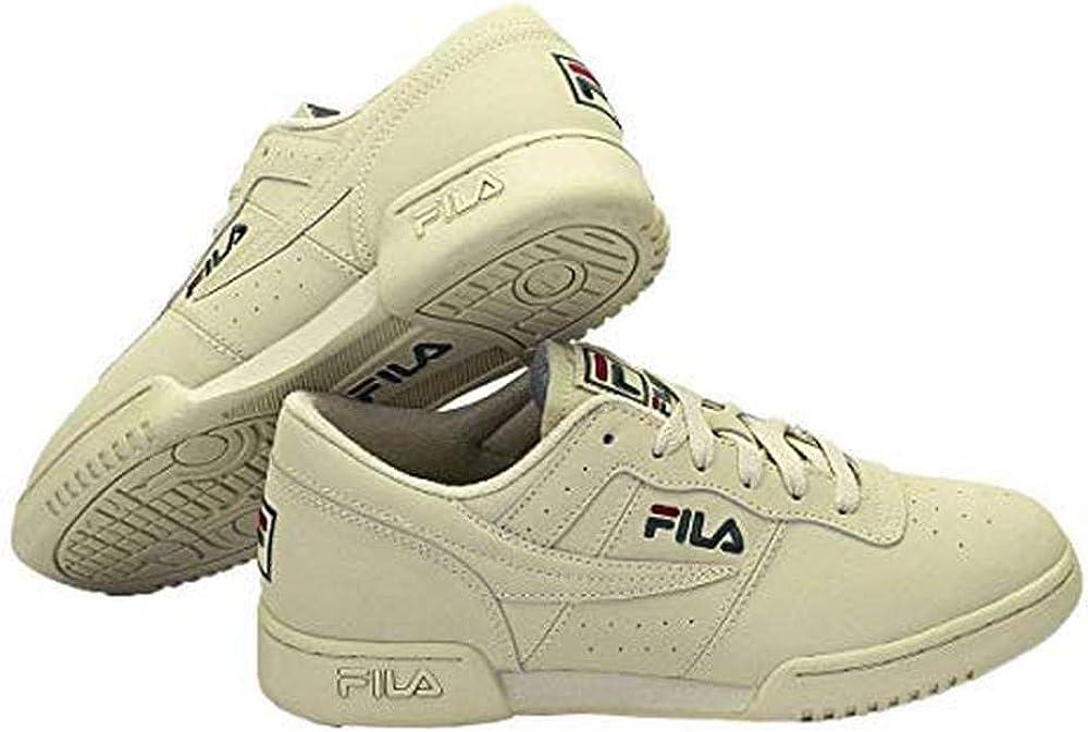 Fila Mens Original Fitness Premium , Cream/Tawny/PPIN, 11.5 D(M) US 51FwbfRWJML