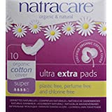 Natracare Ultra Extra Pad-Super, 10 Count