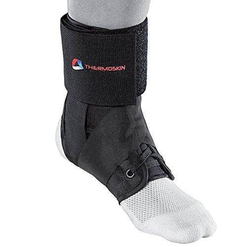 Medicine Thermoskin (Thermoskin Sport Ankle Brace, Black, Medium)
