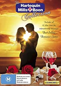 Amazon Com The Harlequin Mills Boon Collection 12 Dvd