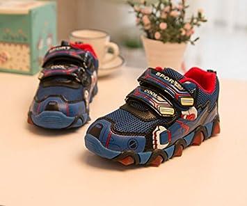 Amazon.com: 2015 niños zapatos Iron-Man zapatos niños y ...