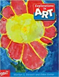 img - for Explorations in Art: Grade I by Stewart, Marilyn G., Katter, Eldon (December 1, 2008) Hardcover Student's ed book / textbook / text book