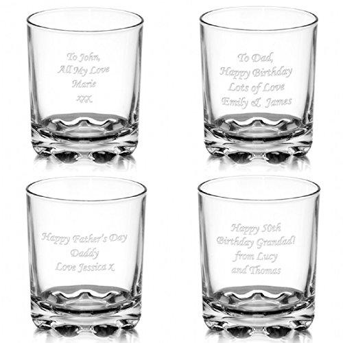 Verre À Whisky Personnalisable Gravure Gratuite: Amazon.Fr