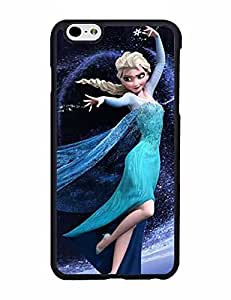 IPhone 6 Plus / 6s Plus Funda Case - Frozen Elsa Snap on Plastic Rugged Funda Case Cover For IPhone 6 Plus / 6s Plus (5.5 inch)