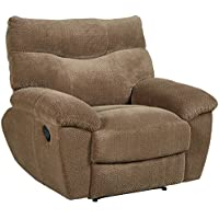 Standard Furniture 4012971 Escapade Recliner with Manual Motion Wall Saver