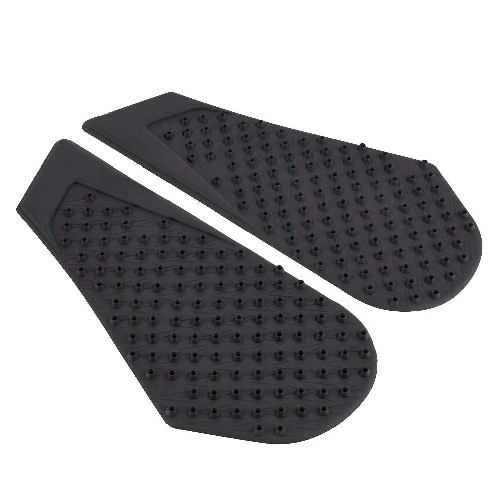 Acouto Motorcycle Gas Tank Traction Pad Anti-Slip Side Pad Knee Grip Protector Fits for GSXR600//750