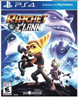 Amazon Com Ratchet And Clank Ps4 Video Games