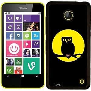 Funda para Nokia Lumia 630 - Búho by hera56