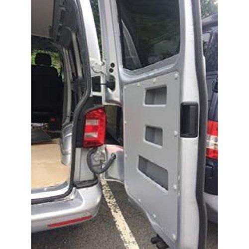 Kiravans T5 - Puerta para barndoor VWT5 y Transporter T6: Amazon.es: Coche y moto