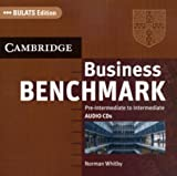 Business Benchmark Pre-Intermediate to Intermediate Audio CDs BULATS Edition, Norman Whitby, 1904752764