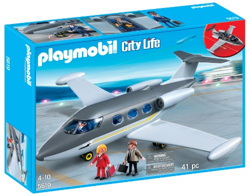 - PLAYMOBIL® Private Jet