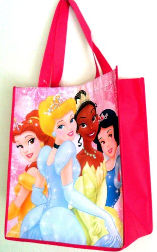Disney Princess Reusable Tote Bag (14 x 15 inches)