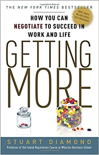 "The cover of ""Getting More."""