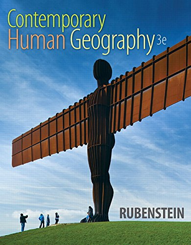 Pdf Teaching Contemporary Human Geography (3rd Edition)