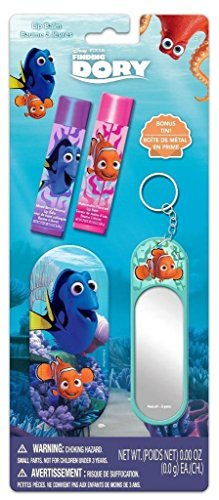 Finding Dory 2 pk Lip Balm with Mini Tin on Blister card ()