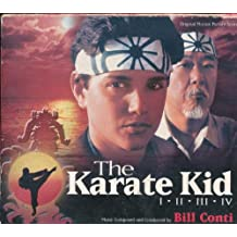 The Karate Kid I - II - III - IV Original Motion Picture Soundtrack Scores