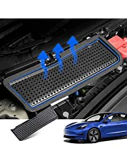 powoq Fit 2021 Tesla Model 3 Air Intake Filter Air Vent Cover Air Flow Vent Cover Air Conditioning Grille Inlet Protection for 2021 Tesla Model 3 Accessories