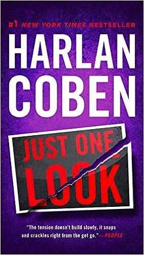 Amazon Fr Just One Look Harlan Coben Livres