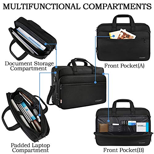 Men Travel Bag Large Capacity Multi-functional Hand Bag Waterproof Women Luggage Bag Business Travel Bags,Black,Large