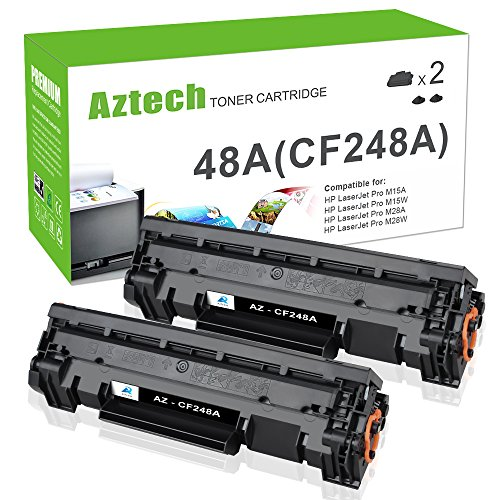 Aztech Compatible M15W M28W Toner Cartridge Replacement for