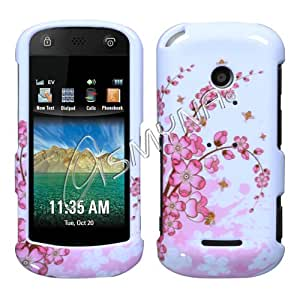 Spring Flowers Shield Protector Case for Motorola Crush W835