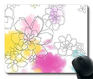 Design Mouse Pad Desktop Laptop Mousepads Simple Lines To Spend Comfortable Office Mouse Pad Mat Cute Gaming Mouse Pad by runtopwell