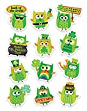 Creative Teaching Press St. Patrick's Day Owl Stickers (2109)