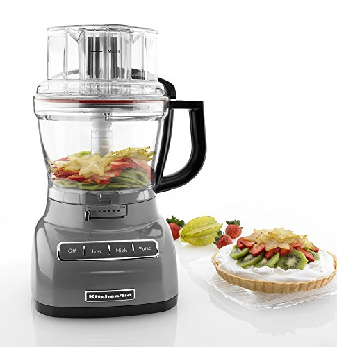 KitchenAid Food ExactSlice System Contour Silver,