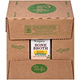 Pacific Foods Organic Bone Broth, Original Chicken, 8-Ounce Cartons, 12-Pack