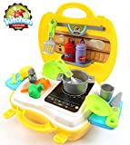 Life-Tandy Early Development Child Kitchen Pretend Play Toys Many Optional Role-playing Boys And Girls for 26PCS Christmas Gifts