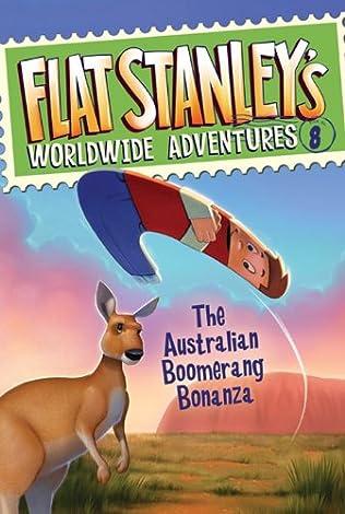 book cover of The Australian Boomerang Bonanza