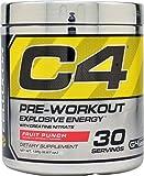 Cellucor C4® Pre-Workout Explosive Energy Fruit Punch -- 30 Servings
