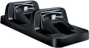 Carregador duplo Power Dock Dreamgear para PS4 DGPS4-6432 Preto