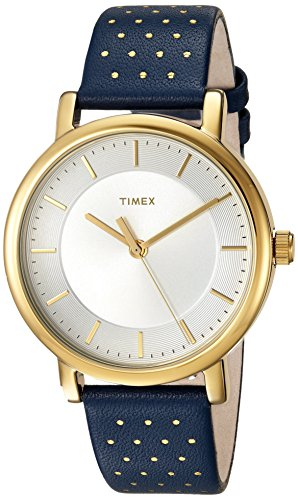 Timex TW2R27600 Originals Gold Tone Leather product image