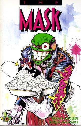 Mask Comic Book - 9
