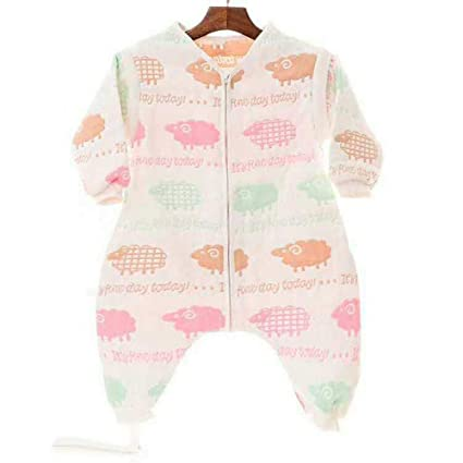 Gleecare Saco de Dormir para bebé,Algodón paño Saco de Dormir bebé bebé Gemelos Conjoined