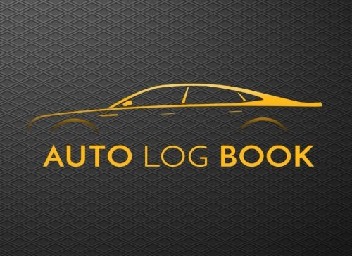 Auto Log Book: Auto Repair Log Book Journal (Date, Type of Repairs, Maintenance & Mileage)(8.25 x 6) V1
