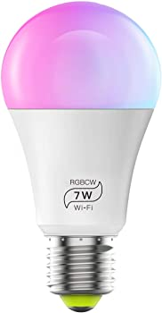 Magic Hue 40-watt Equivalent Color-Changing Smart WiFi Light Bulb