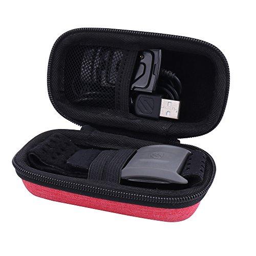 Aenllosi Hard Case for Scosche Rhythm+/Rhythm 24 Heart Rate Monitor Armband/Chest Strap