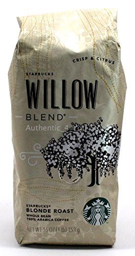 Starbucks Willow Blendx2122; As a rule Bean Coffee (1lb)