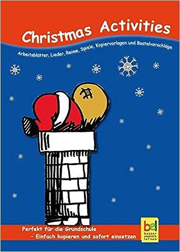 Beste Kostenlos Christmas Arbeitsblatt Bilder - Mathematik ...