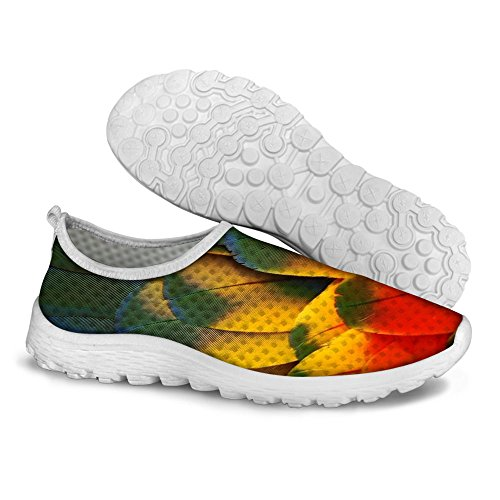Women's Casual DESIGNS Running FOR Mesh Shoes Fashion Multi Walking U vpRAtwRq