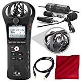 Zoom H1n Handy Recorder with Lavalier Mic Accessory Pack