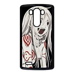Deadman Wonderland LG G3 Cell Phone Case Black Gift PX6REN-2635835