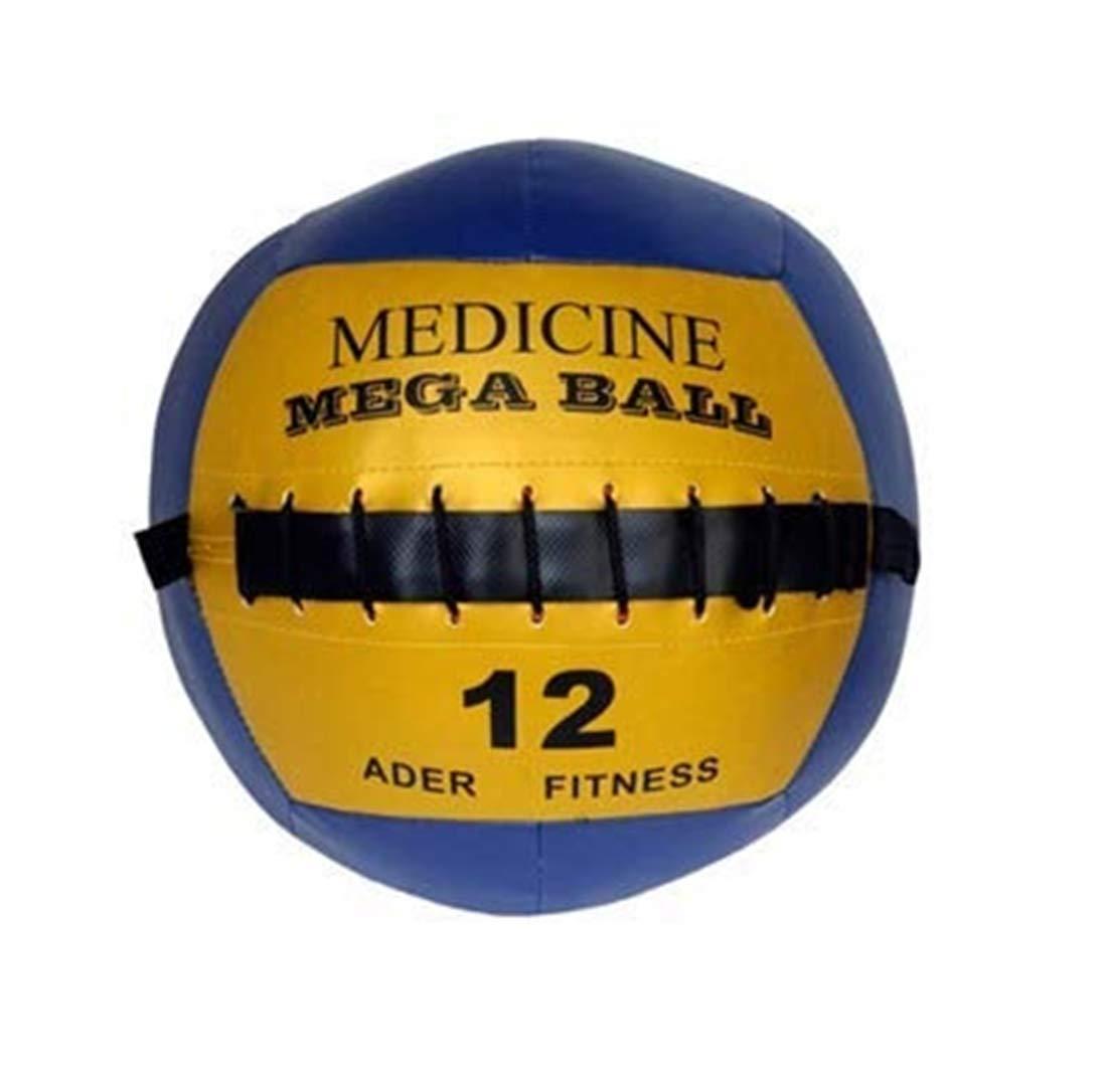 Ader 2lb-30lb Soft Mega Medicine Balls (12lb)