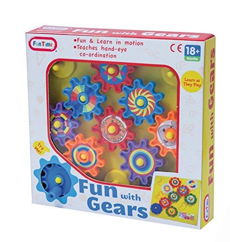 Fun Gears - Fun Time Fun with Gears Toy