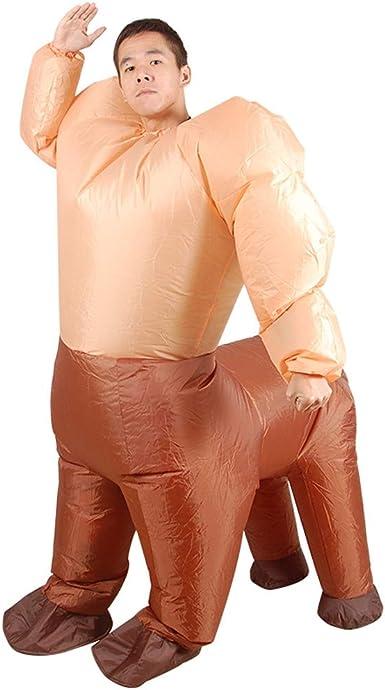 Amazon.com: Vantina Centaur - Disfraz hinchable de caballo ...