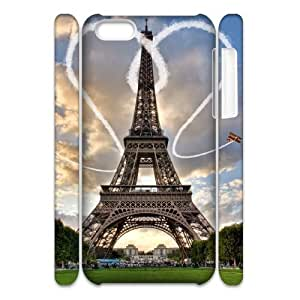 Personalized New Print Case for Iphone 5C 3D, Tower Phone Case - HL-502281