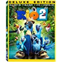 Rio 2 Deluxe Edition on 3D Blu-ray
