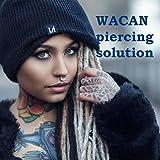 WACAN FAST-HEALING PIERCING SOLUTION ORGANIC